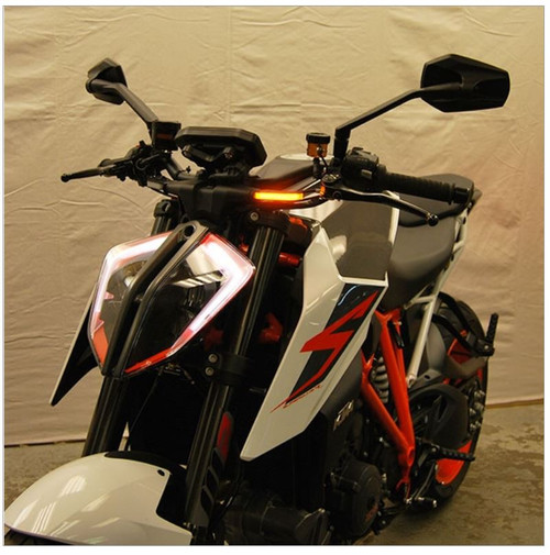 KTM SUPERDUKE 1290 FRONT TURN SIGNALS NEW RAGE CYCLES