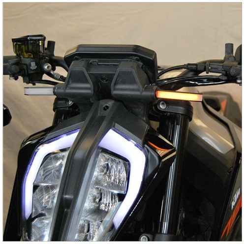 KTM DUKE 790 FRONT TURN SIGNALS NEW RAGE CYCLES