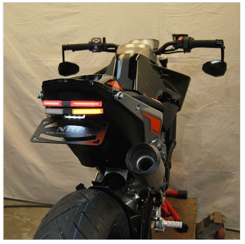 KTM DUKE 790 FENDER ELIMINATOR TAIL TIDY NEW RAGE CYCLES