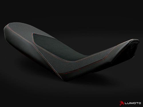 KTM 950 990 ADVENTURE 2003-2012 S SEAT COVERS  BY LUIMOTO