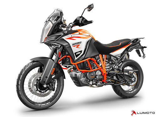 KTM 1290 SUPER ADVENTURE R 2017-2020 R SEAT COVERS  BY LUIMOTO