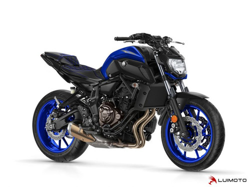 YAMAHA MT 07 2018-2020 RIDER AND PASENGER SEAT COVERS BY LUIMOTO