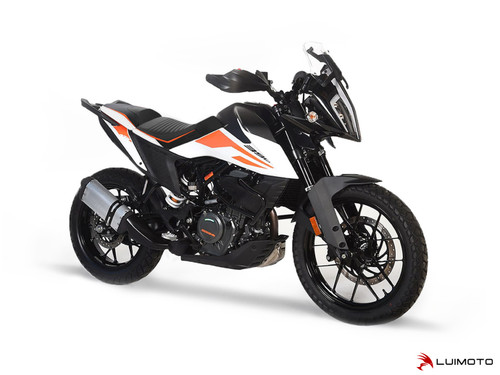 KTM 390 ADVENTURE 2020-2021 RIDER AND PASSENGER R SEAT COVERS BY LUIMOTO