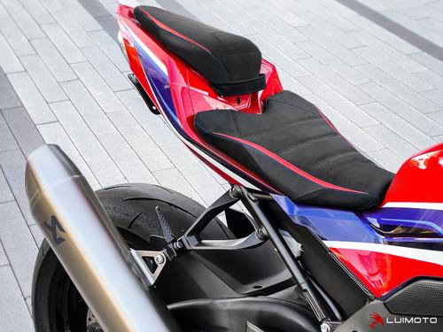 HONDA CBR1000RR-R FIREBLADE 2020-2021 RACE II RIDER AND PASSENGER SEAT COVER BY LUIMOTO