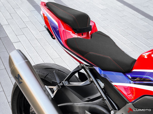 HONDA CBR1000RR-R FIREBLADE 2020-2021 SPORT RIDER AND PASSENGER SEAT COVER BY LUIMOTO