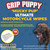 GRIP PUPPY MUCKY PUP ULTIMATE MOTORCYCLE WINDSHIELD PAINT CLEANING WIPES