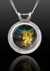 Jaguar Spirits Magical Energy Pendant - From The Magical Chi Collection *
