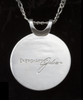 Dove Of Hope Magical Energy Pendant - From The Magical Chi Collection *