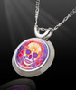 Day Of The Dead Enlightenment Energy Pendant - From the Magic Chi Collection