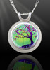 Tree Of Joy And Happiness Energy Pendant  from the Magic Chi Collection