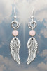 Pearl Angelic Healing Earrings - The only ones guaranteed to attract angels.*