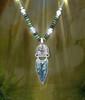"""""""The Awakening Stone"""" Energy Necklace - Facilitates both spiritual and psychic awakening."""