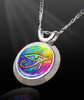 Eye Of Horus Spiritual Protection Pendant - From The Magic Chi Collection