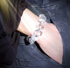 The Crystal Lady Sparkling Quartz Energy Bracelet