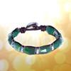 Canadian Jade Wealth & Good Health Bracelet - Guaranteed authentic stones