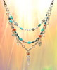 Forever Summer Joy And Abundance Charm Necklace
