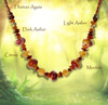 The Earth Goddess Power Instinct And Sensuality Necklace -  Enhances your gut instincts while increasing your power, sensuality and confidence.