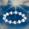 "Talk To Angels - The Soul Star Chakra ""Angel Communicator"" Bracelet - Guaranteed  they'll talk to you.*"