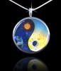 Yin & Yang Energy Balancing Pendant