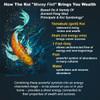 The Money Fish Wealth And Abundance Pendant