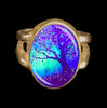 Firefly Tree Energy Ring - Connect to the other side.