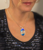 Water Dancer Pendant - In each of us is a bright and boundless spirit