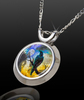 Raven's Moon Magical Energy Pendant - From The Magical Chi Collection *