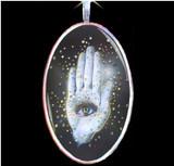 Finding Spiritual Protection With a Hamsa Pendant