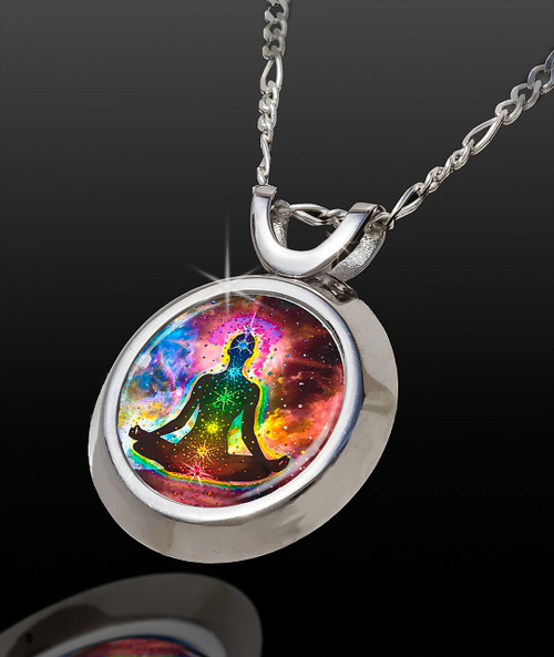 Chakra Magical Energy Necklace - From The Magical Chi Collection *