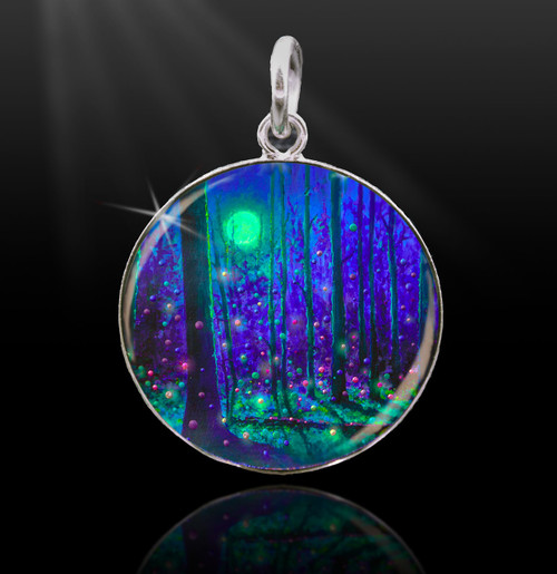 Fairy Forest Magical Energy Charm