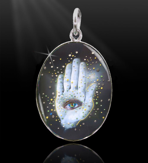 The Hamsa Spiritual Protection Charm