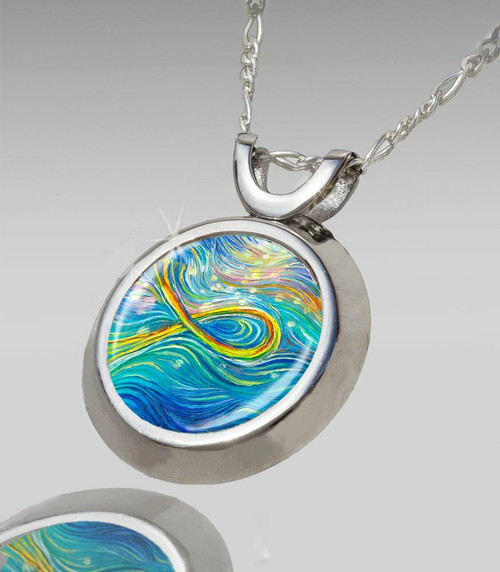 The Miracle Fish - Personal Transformation Energy Pendant -  From The Magical Chi Collection*