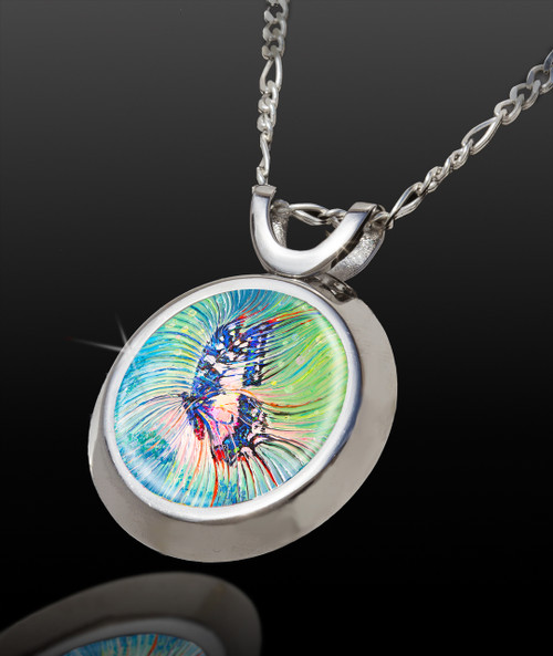 The Butterfly Effect Energy Pendant - Magical Chi Collection