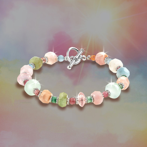 The Broken Heart Healer™ Energy Bracelet  - The most powerful stones known for healing grief, loss and breakups.