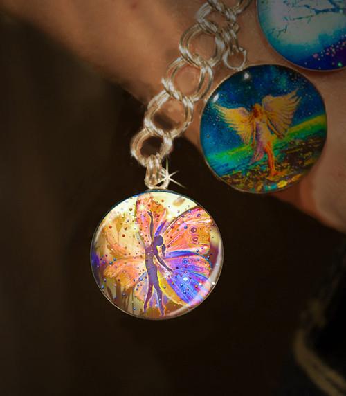 The Wishing Fairy Energy Charm