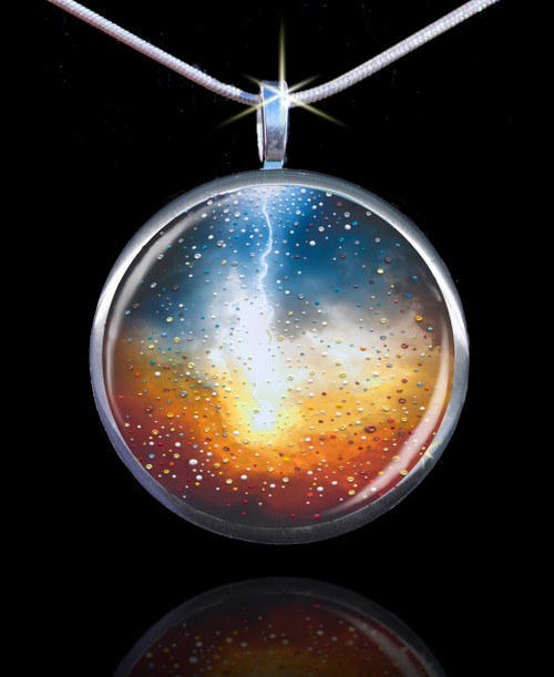 The Creation - Divine Energy Pendant