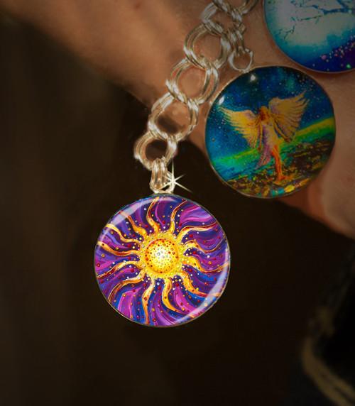 El Sol Yang Energy Empowerment Charm
