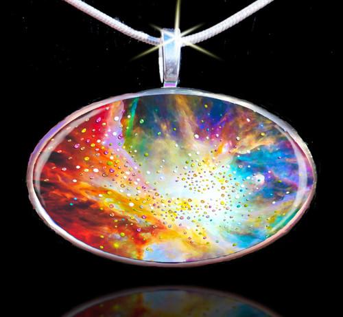 Star Child Awakening Energy Pendant - Discover your true inner being
