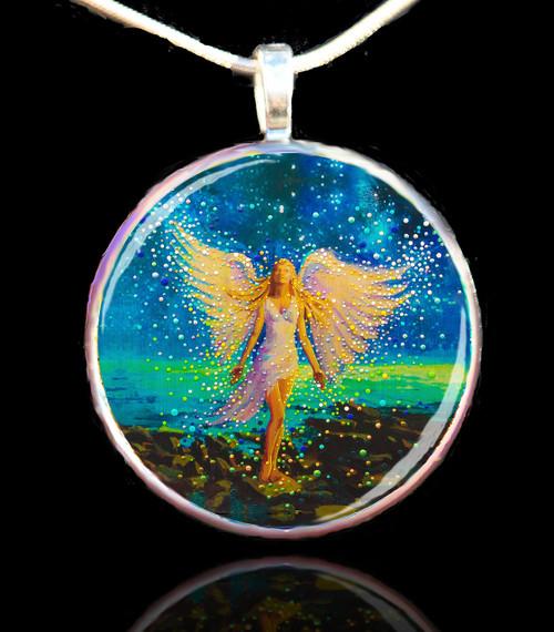Star Angel Personal Comfort Pendant