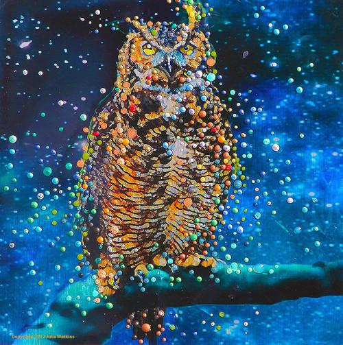 Star Owl - Conduit To Celestial Wisdom