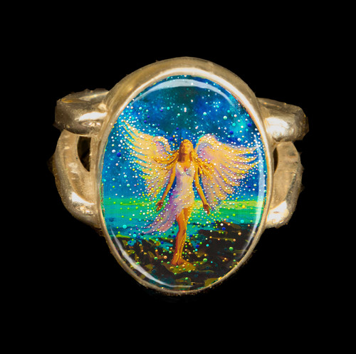 Star Angel Personal Comfort Ring