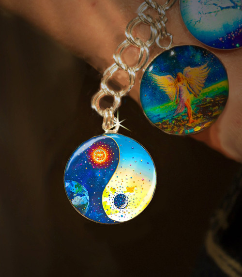 Yin & Yang Energy Balancing Charm