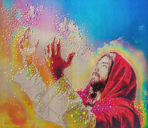 The Light Of Christ - Healing Hands
