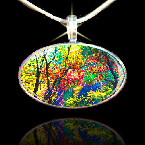 Eden's Edge - Spiritual Purification Pendant