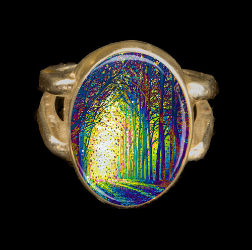 Cathedral Of Light - Divine Revelations Ring