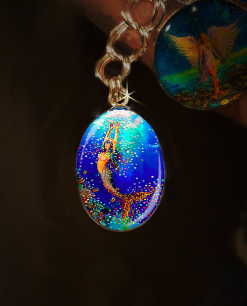 Mermaid Power Dream Charm - Experience power dreams every night