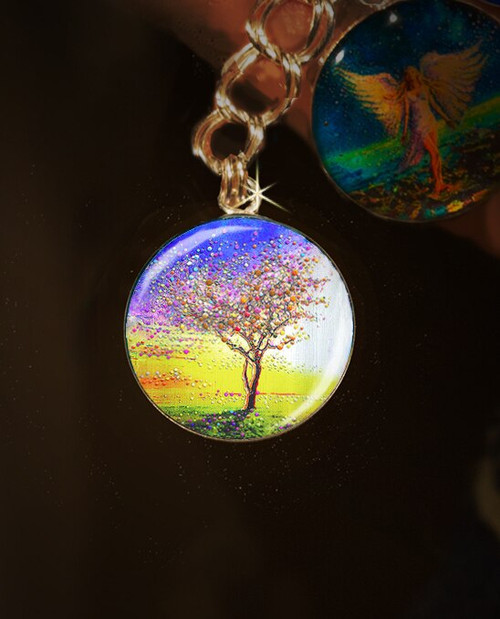 The Peace Tree Charm - Find deep inner peace and neutralize toxic people.