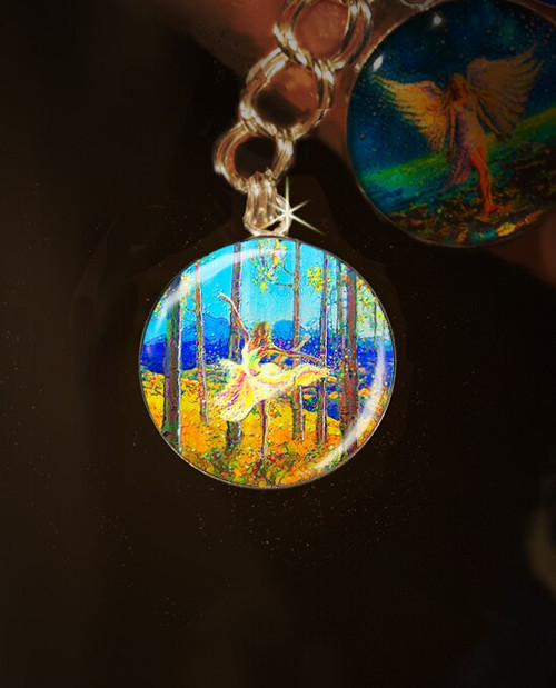 """Aspen Dancer """"Tree Spirit"""" Charm"""