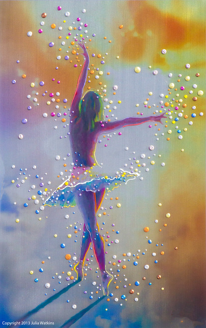 Sky Dancer Personal Power Print - Take Charge Of Your Destiny