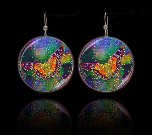 Butterfly Transformation Earrings - Release your inner beauty